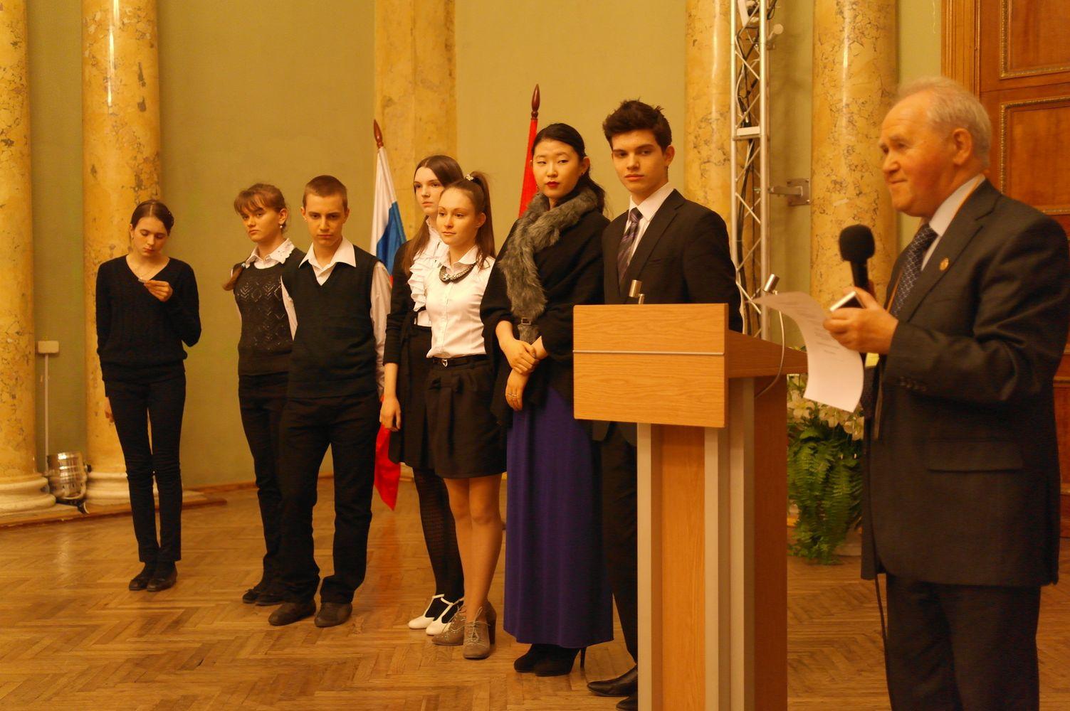 Конкурс возрождение петербурга